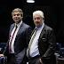 Os senadores criminosos estão na linha de frente da PEC que proíbe o UBER (e que atende aos interesses dos sindicatos criminosos)