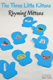 http://growingbookbybook.com/the-three-little-kittens-rhyming/