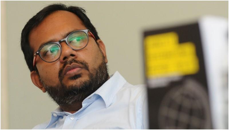 Haris Azhar yang beberkan cerita soal Freddy Budiman