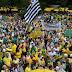 Manifestantes vão às ruas em defesa da Operação Lava Jato