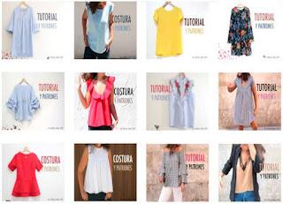 costura, labores, patrones, patronaje, moda, bricomoda