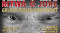 Gala K1 Polish Fight Night Zawiercie