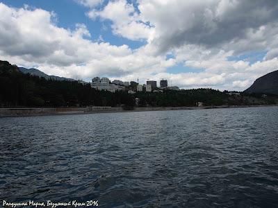 Крым 2016 Гурзуф