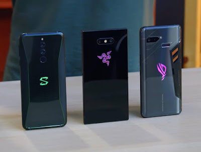 Inilah Kelebihan Smartphone Xiaomi Black Shark Helo