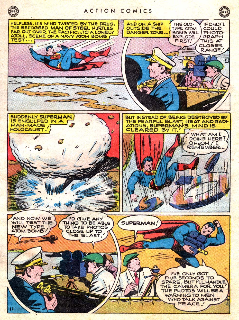 Read online Action Comics (1938) comic -  Issue #101 - 13