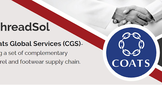 ThreadSol Becomes Part of Coats Global Services