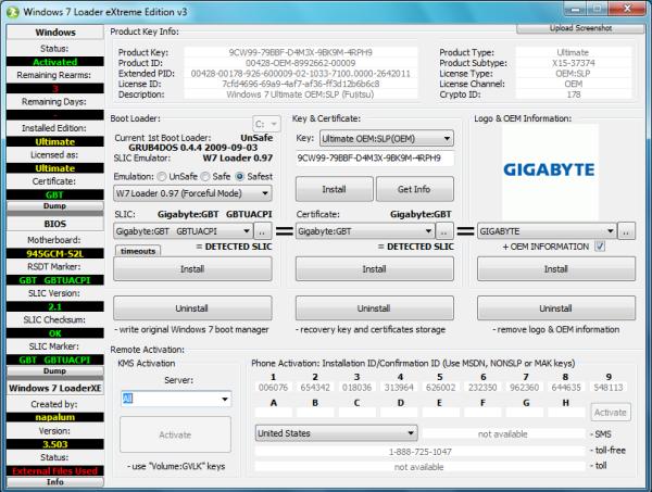 Download windows loader extreme windows 7 ultimate 64 bit