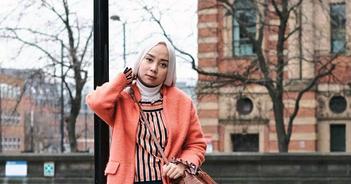 fashion: Fashion Hijab Untuk Orang Gemuk Dan Pendek