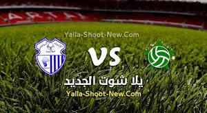 مولودية وجدة يحقق الفوز الصعب على فريق إتحاد طنجة في الدوري المغربي