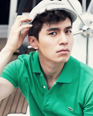 Foto Gambar Lee Dong-Wook Pemeran Kwon Jung-Rok1