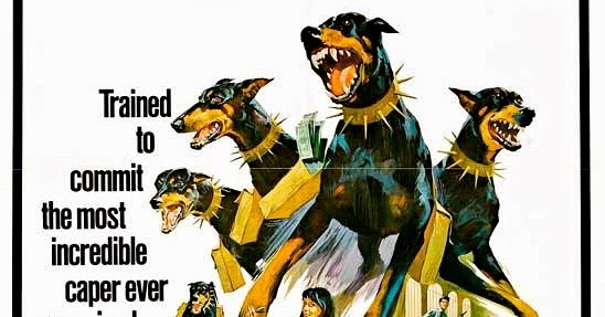 Every 70s Movie: The Doberman Gang (1972) & The Daring ...