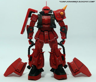RG Johnny Ridden's Zaku II R1-A Mode