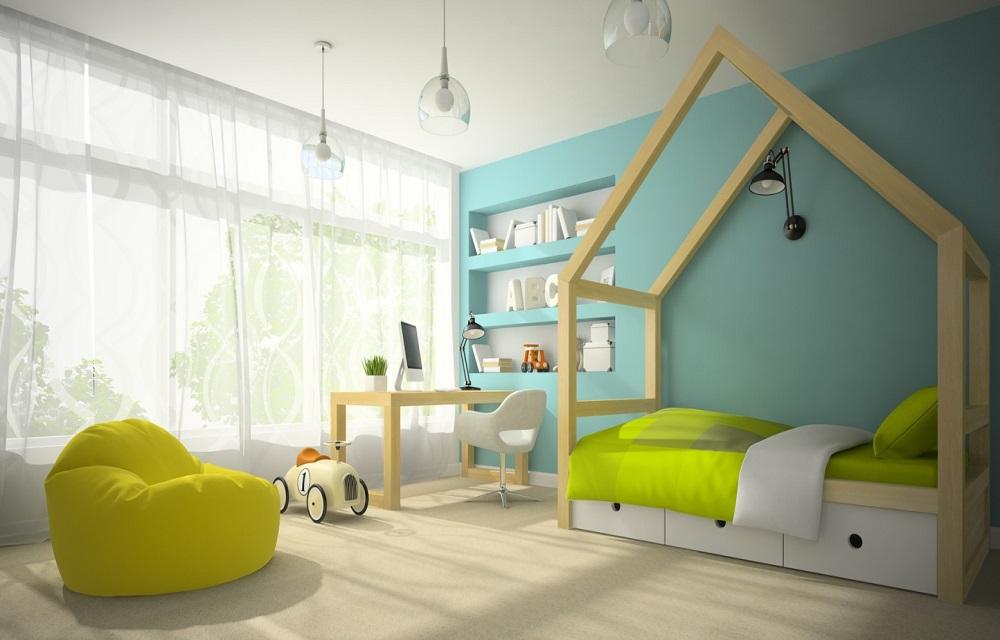 Armadi Divertenti Per Le Camerette Dei Bambini : Idee decor per una cameretta allinsegna della fantasia dettagli