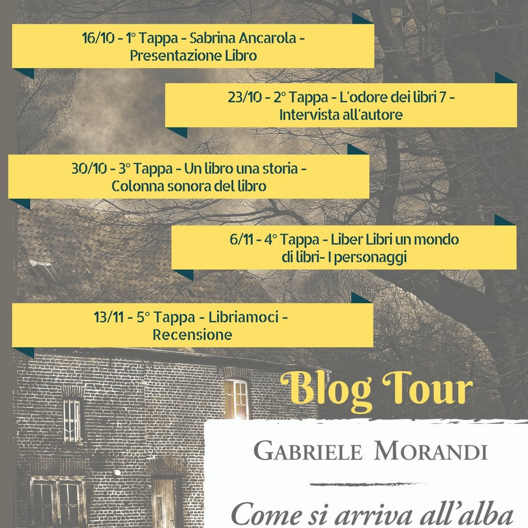 Seconda tappa del Blog Tour