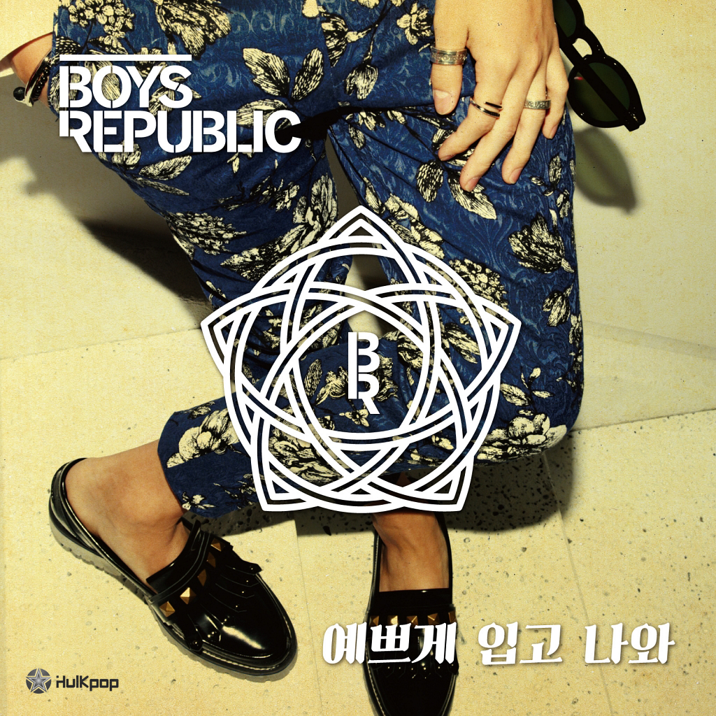 [Single] Boys Republic – Dress Up