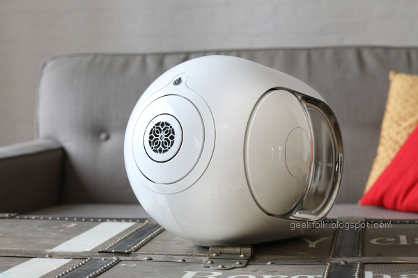 Devialet Silver Phantom Duo