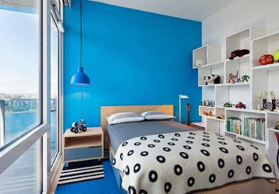 warna cat kamar tidur terbaik untuk kesehatan