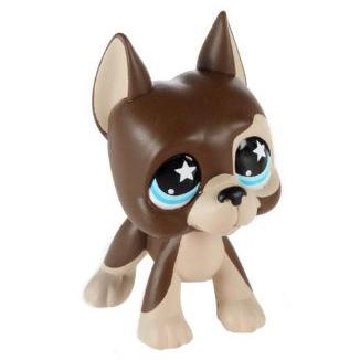 Littlest Pet Shop Pet Pairs Great Dane (#817) Pet | LPS Merch