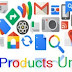 1+7 Unknown Google Products List