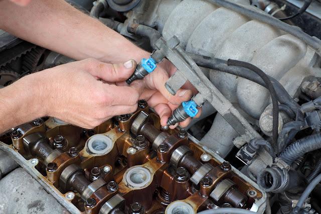 Symptômes des injecteurs de carburant défectueux ou brisés