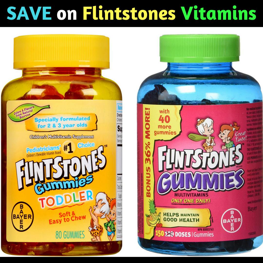 flintstones vitamins coupon canada
