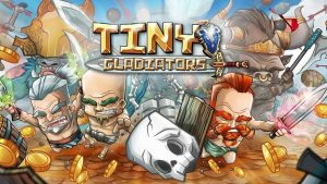 Tiny Gladiators Mod Apk v1.2.5 Unlimited Money Gems Terbaru