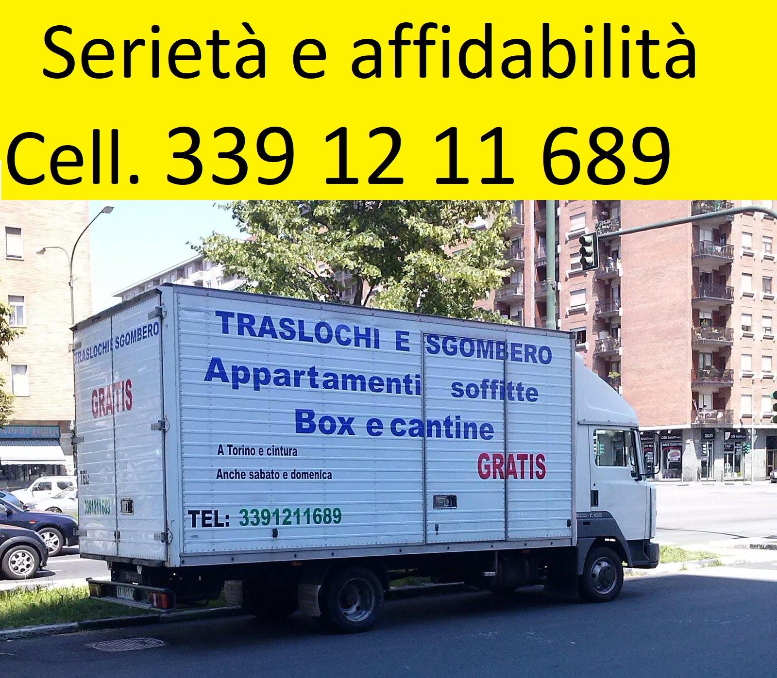 Ritiro Mobili Usati Torino