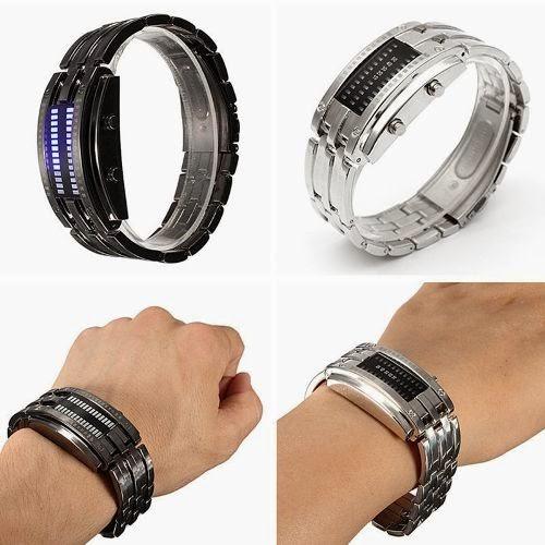 storm mk2 circuit jam tangan led griffin tokyo flash