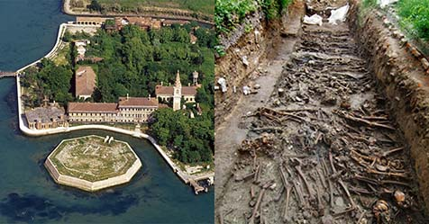 Poveglia Island the Mystery of Haunted Island in Italy