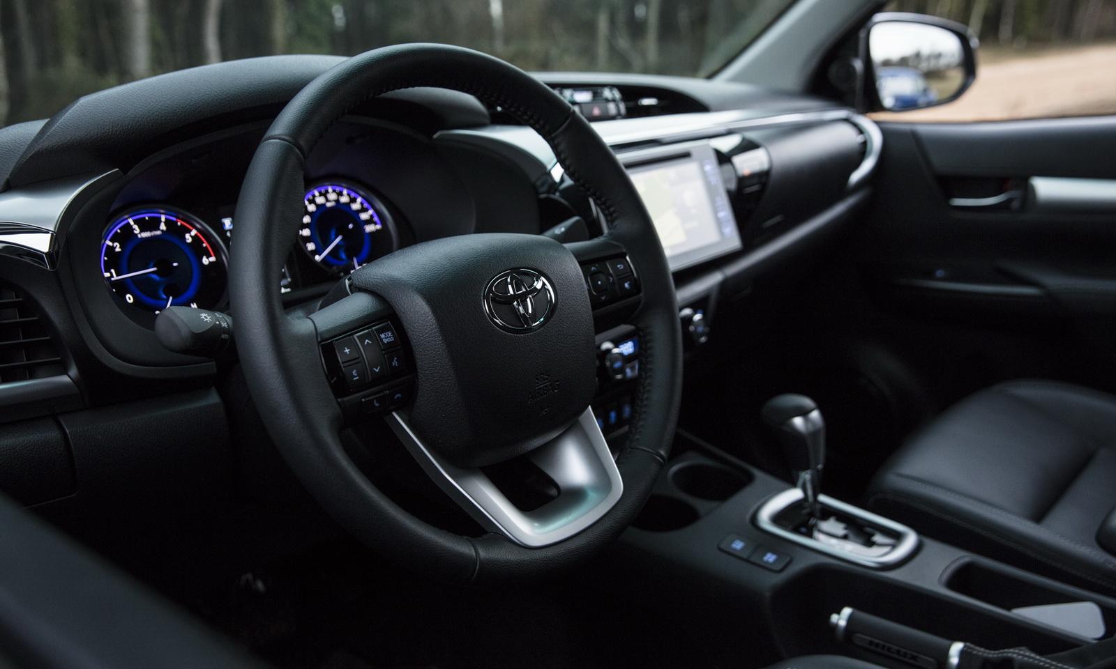 Toyota HiLux 'Invincible 50 Chrome' Celebrates 50th ...