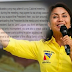 Netizen to Leni: 'You are not only incompetent, you are also a sneak out to destroy the President'