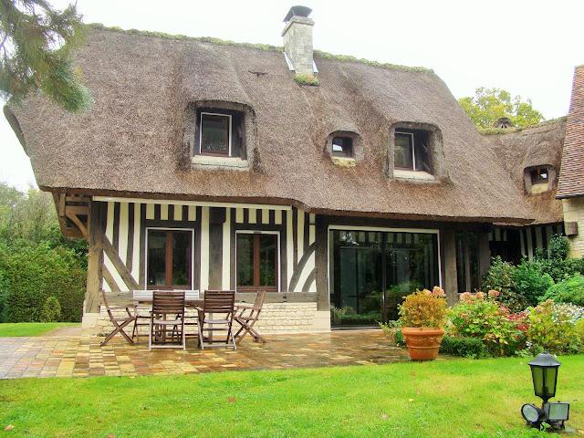Manoir des Trévières Domaine du Haut Bois à Touques Normandie
