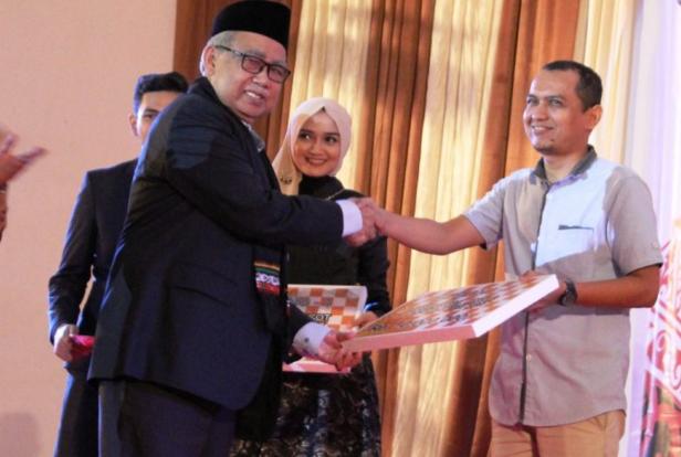 Zaini Abdullah : Suasana Aceh Kondusif Jelang Pilkada