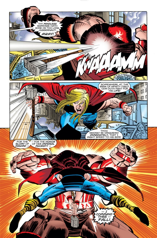 Thor (1998) Issue #17 #18 - English 19