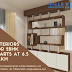 Interiors for 2BHK by Walls Asia Architects And Interior Designers
