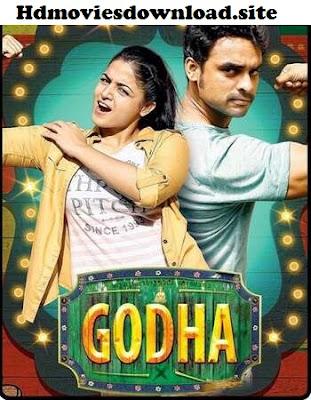 Godha 2017 Full Movie Download Hindi 720p UNCUT HDRip