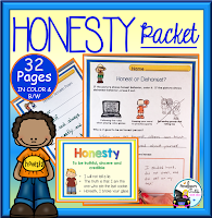 Honesty Character Education
