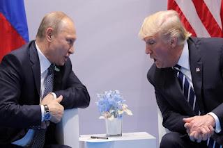Trump: Bersiaplah Rusia, Rudal akan Datang di Suriah!
