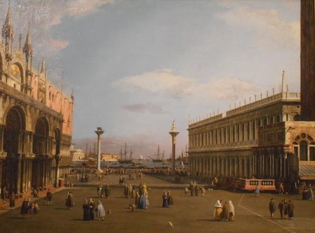Palazzo Barberini Canaletto