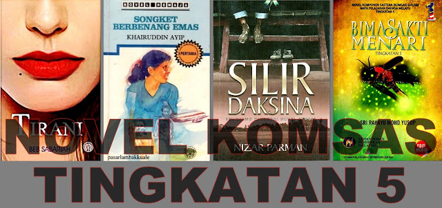 Novel Tirani - Komsas Tingkatan 5