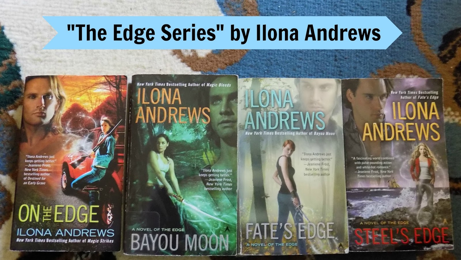 FINDING A SERIES OR AN AUTHOR: