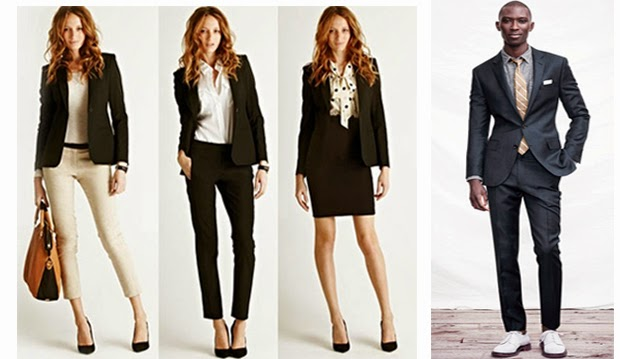 what to wear for an interview in a bank