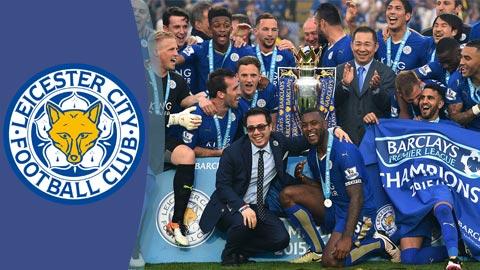 Leicester - từ ứng viên xuống hạng thành nhà vô địch