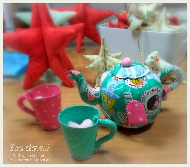 Τσάι με την «Αλίκη στην χώρα των θαυμάτων»