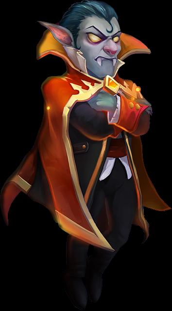 hero rare vlad dracula king bossing