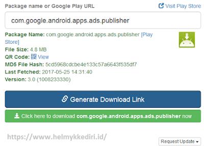 download aplikasi playstore lewat komputer