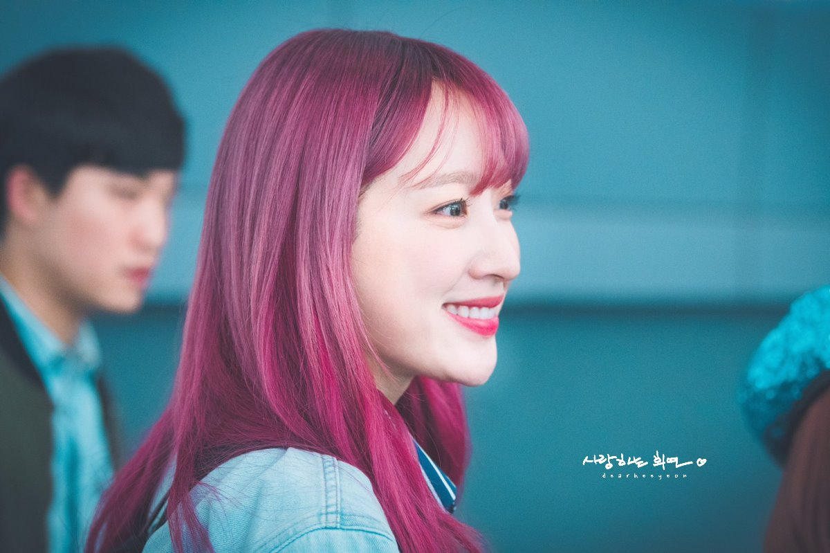 Exid S Hani Best Hair Color Daily K Pop News