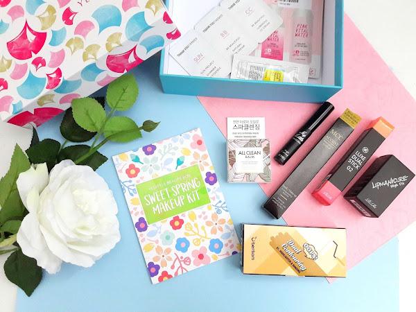 YesStyle Beauty Box - Sweet Spring Makeup Kit
