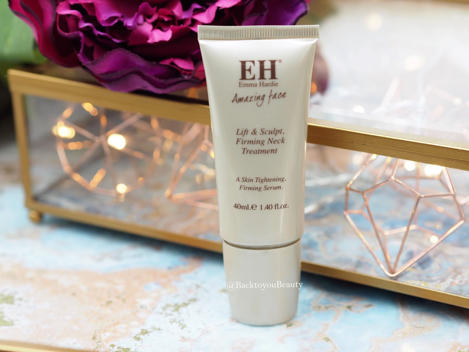 Emma Hardie Neck, Lift, Sculpt Firming Treatment
