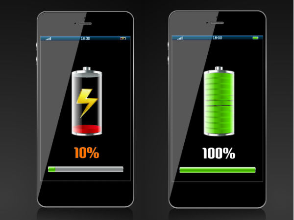 Recharge your battery above 30%